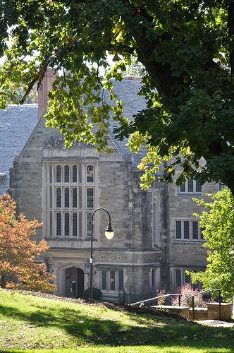 Rhoads Dorm on Bryn Mawr College by sfPhotocraft My home for 2 years!