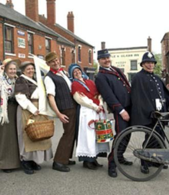 Black Country Living Museum DUDLEYwe Have Just Been Down The Local