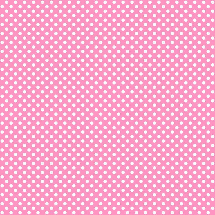free digital polka dot scrapbooking papers - Pünktchenpapier - freebie | MeinLilaPark – DIY printables and downloads