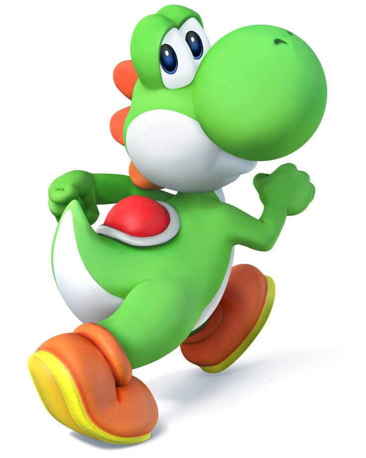 Yoshi---Super Smash Bros. for 3DS and Wii U Art & Pictures