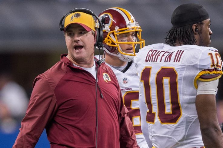 Gruden Had No Choice But To Bench RGIII - TPS  Monday's news of Washington Redskins head coach Jay Gruden deciding to go with Kirk Cousins as the starting quarterback may have been shocking, but in hindsight, not all that surprising.....