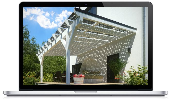 Terrassendach Preise finden Sie hier im Onlinekalkulator