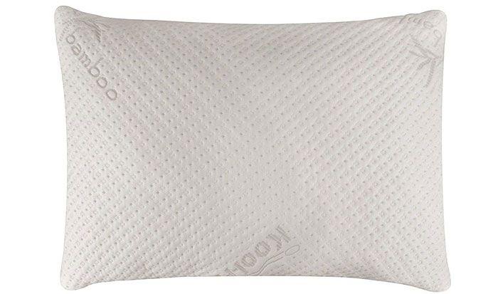 2019 memory foam pillow bamboo pillow