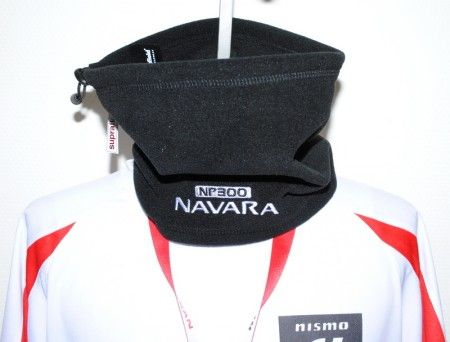 Nissan Navara NP300 Black Light Weight Fleece Snood - NN11