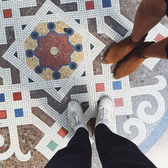 Tiles like these. Amazing shot by @isaaclikes_