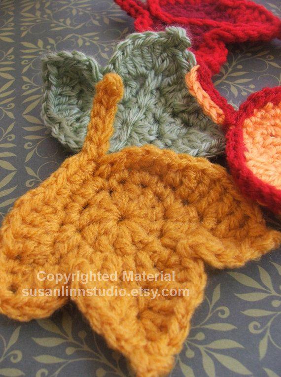 Mejores 164 imágenes de Crochet - Autumn en Pinterest | Ideas de ...