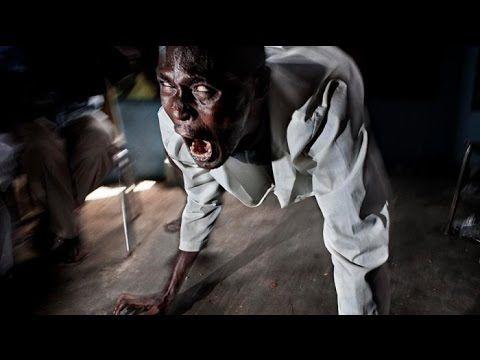 Mengerikan! Lihat Potret Ritual Sihir di Haiti, Kesakitan Hingga Kemasukan Roh Jadi Hal Biasa - YouTube