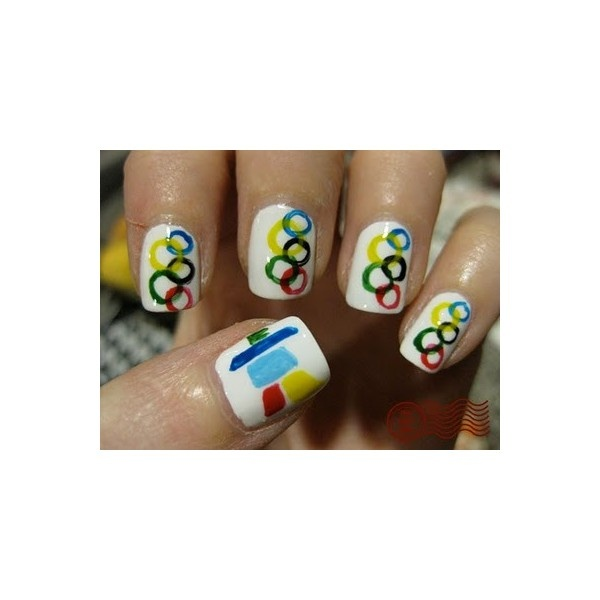 Olympic Nails!