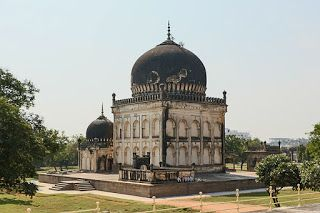 Qutb Shahi Tombs - entire dynasty taking eternal sleep in one place, Hyderabad, S. India - Great  Monuments ~ Navrang India