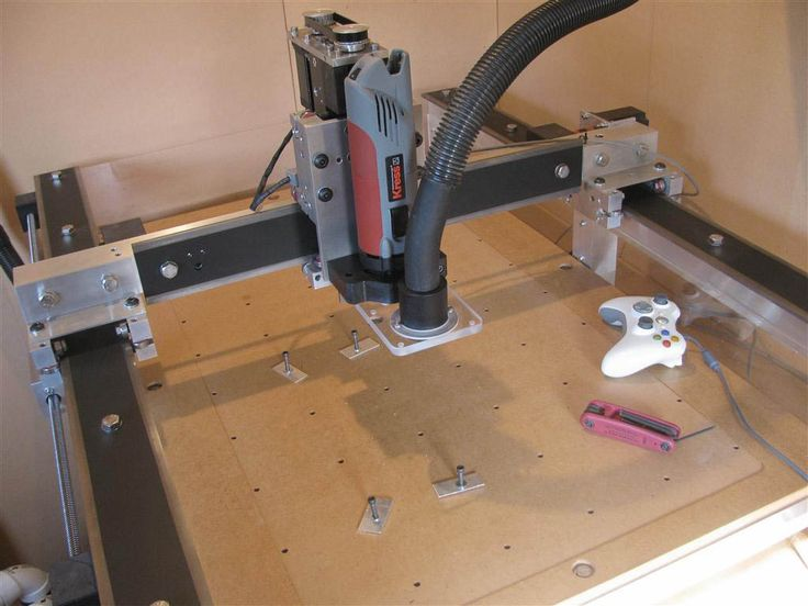 My cnc router took me one and a half years to design and for Diy router