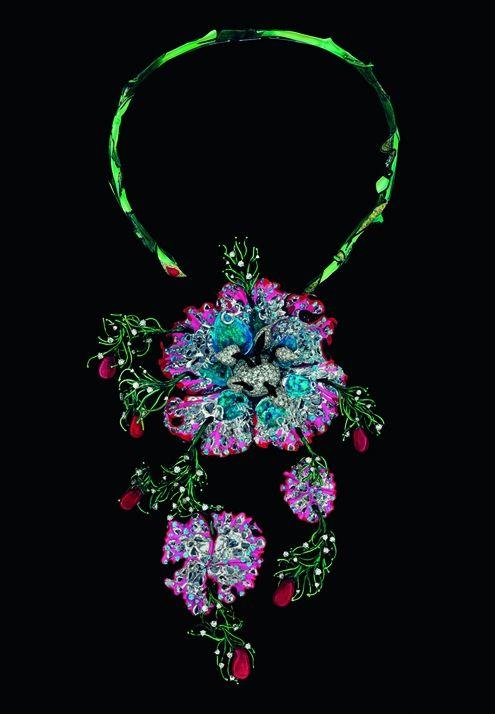 Victoire de Castellane jewelry--mind blowing