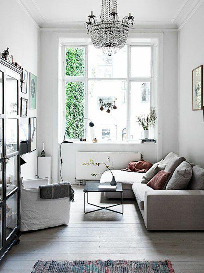 ▷ 1001 + ideas de decoración salón pequeño en bonitas fotos ...