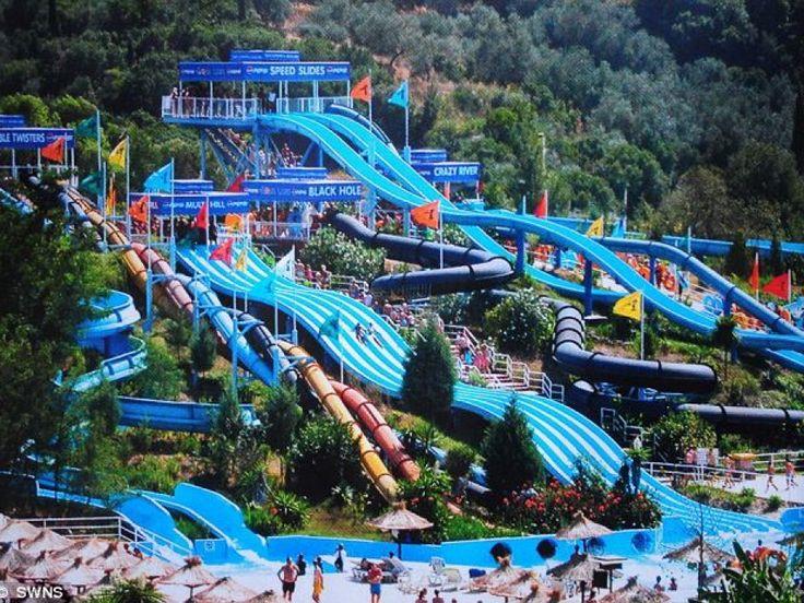 Aqualand Waterpark Corfu - CORFU TOURS AND ACTIVITIES