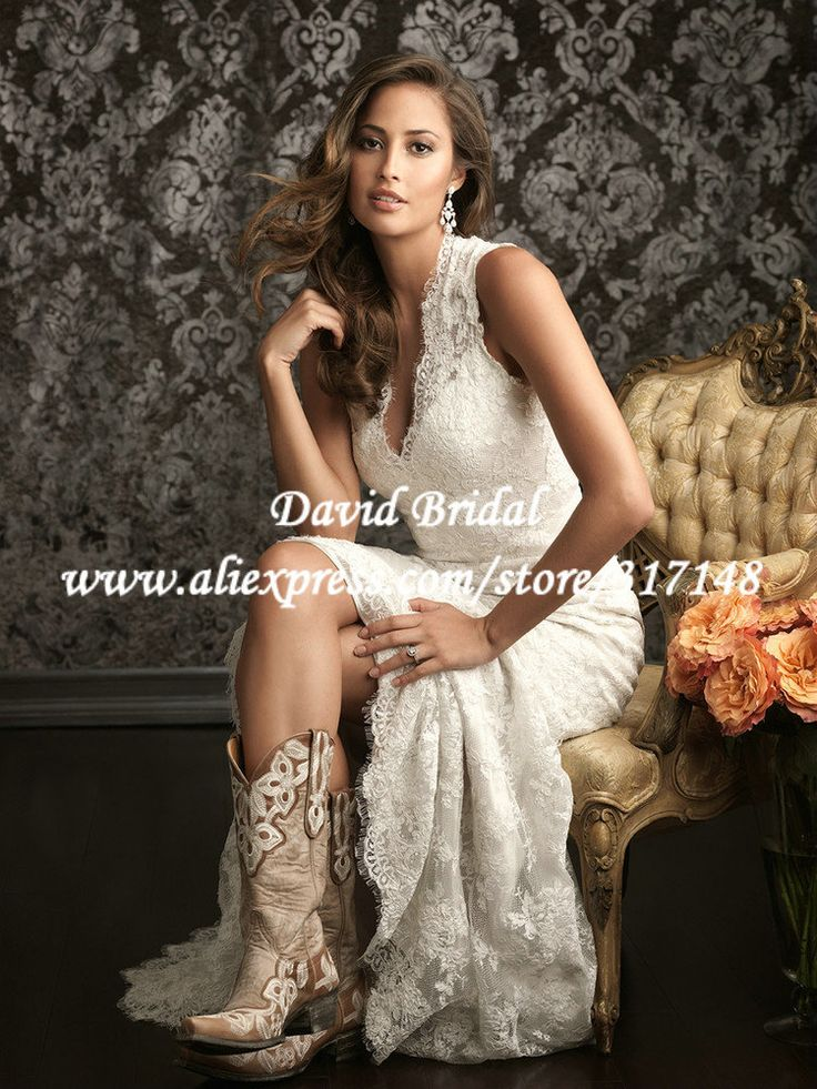 Sheath Sexy Spanish Lace Wedding Dress Vintage Bridal Gown 2013 Design EF1313-in Wedding Dresses from Apparel  Accessories on Aliexpress.com $224.37