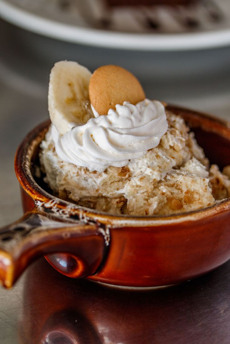 PBH Banana Pudding... The perfect reason to save room for dessert.