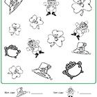 The luck of the Irish will be upon us real soon.  Lets celebrate St. Patrick's Day with these fun worksheets.  This packet includes 10 pages:-- L...