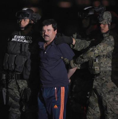 Mexico takes steps to extradite drug kingpin 'El Chapo'