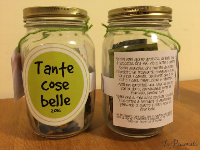 La felicità in un barattolo. #HappinessJar #tutorial su @lepecionate