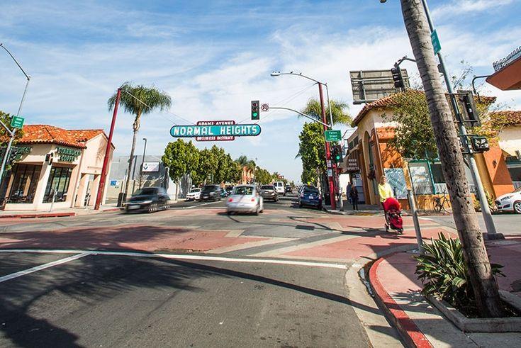 Neighborhood Guide: Normal Heights - San Diego Magazine - April 2015 - San Diego, California