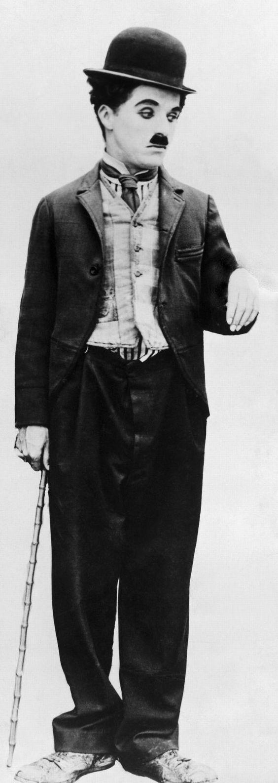 Moda: charlie chaplin 1889 ~ 1977