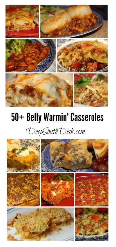 Deep South Dish: Casserole Recipes