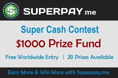 Contest Oferta - - SuperPay.Me Complete më Oferta
