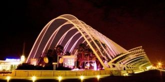 L'Umbracle VALENCIA | Xceed.me | #party #valencia #nightlife