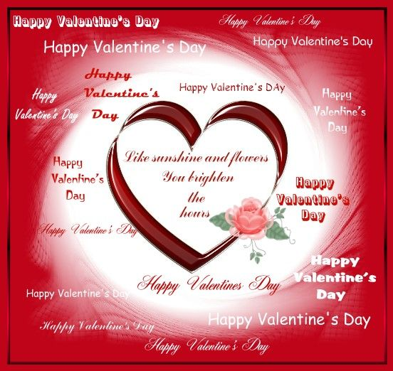 The 132 best valentine day card images on pinterest valentine day valentines day ecard 2014 with sms quotes best lovely ecard greetings for her m4hsunfo