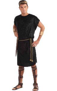 Greek God Outfit (Black)
