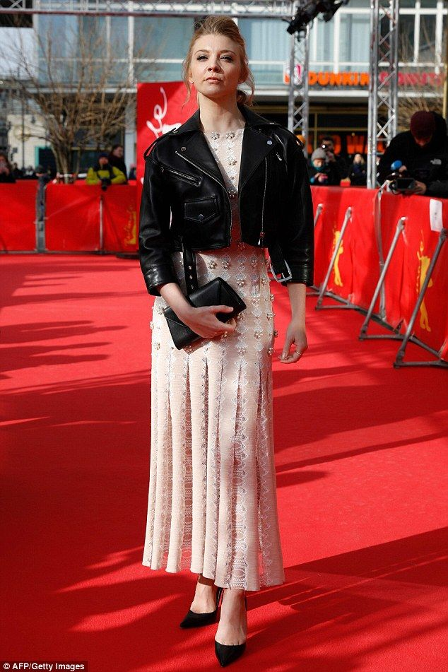 Fresh from the BAFTAs: Natalie Dormer jetted to Berlin for the premiere of her new TV seri...