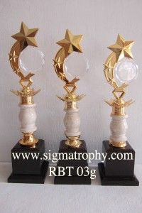 Siap Order Trophy Model RBT 03g