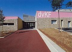 Katarina Frankopan Kindergarten - Large letter signs