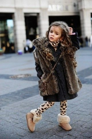 adorable. my daughter will dress like this