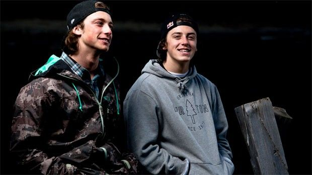 Canadian snowboarders Mark McMorris and brother Craig are getting their own reality series, #McMorrisandMcMorris.