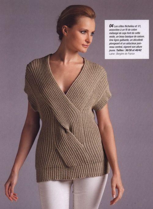 элегантные вязаные модели одежды для женщин Фото — Рамблер/картинки