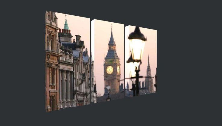 Картинки по запросу фото на холсте лондон