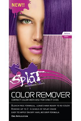 Best 25 Splat Hair Colors Ideas On Pinterest Splat Hair