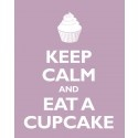 keep calm...: Cupcake Rosa-Choqu, Cupcake Heavens, Art Prints, Cupcake Art, Nipple, Keep Calm, Prints Seafoam, Mottos