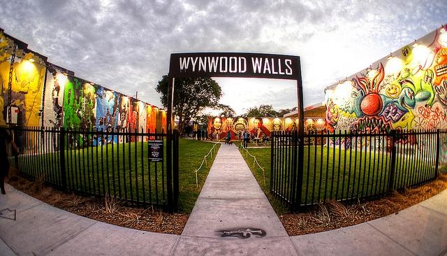 Wynwood Walls - Midtown Miami