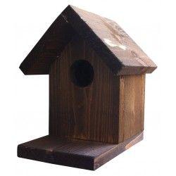 Nido in legno da esterno per uccellini CIOP