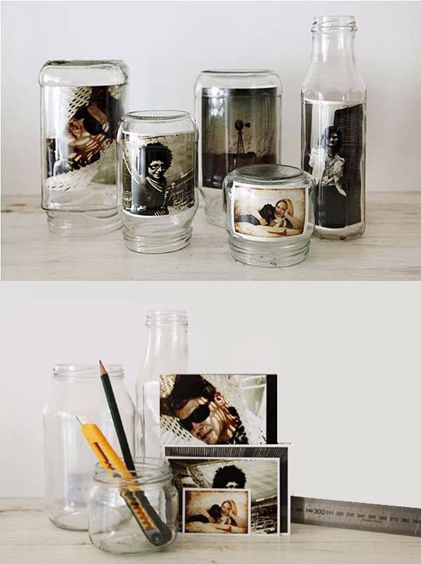 1000+ images about Vidrios ( frascos; botellas ) on Pinterest ...