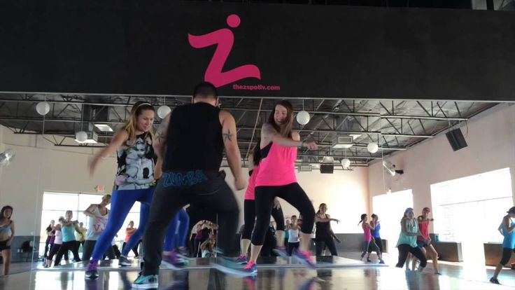 Just Girly Things by Dawin ZUMBA with Joshua Pocaigue @ The Z Spt Las Ve...