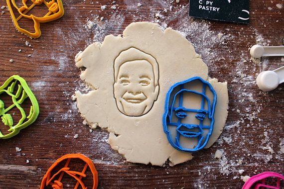 Jimmy Fallon Cookie Cutter