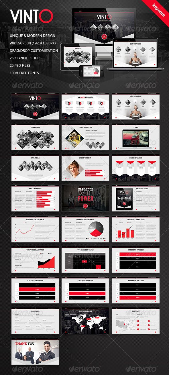keynote brochure template - 124 best images about keynote themes templates on