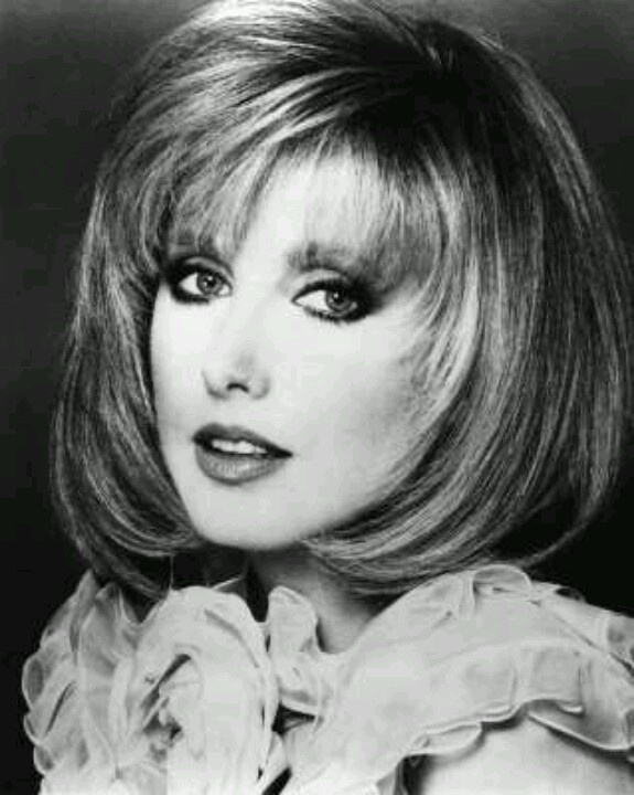 Morgan Fairchild - bob-style