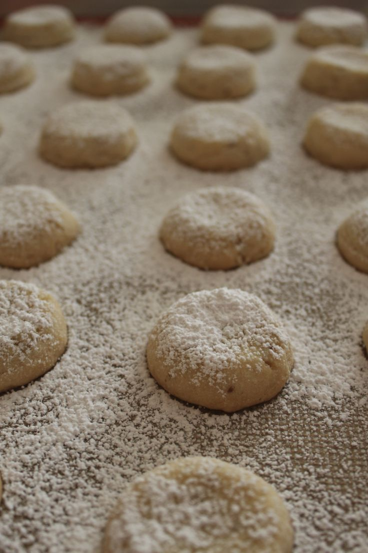 Spoonful of sugah almond polvorones aka russian tea cakes mexican - Polvorones Mexican Cookiesbaking