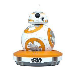 Star Wars Sphero BB-8 App-Enabled Droid http://amzn.to/1Xqvlda