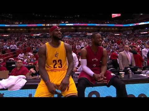 Fear the Rumor Mill! Did LeBron tell Dwyane Wade he wants to team up again? - Fear The Sword