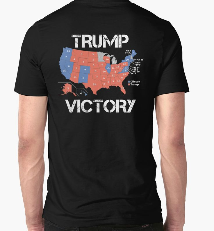 Top Best Election Map Ideas On Pinterest Electoral College - T shirts with 2016 electoral map of us
