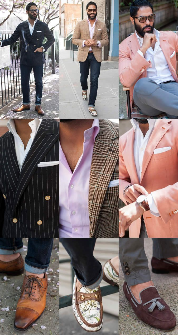 Men's Fashion Basics – Part 98 – A Few More Steps